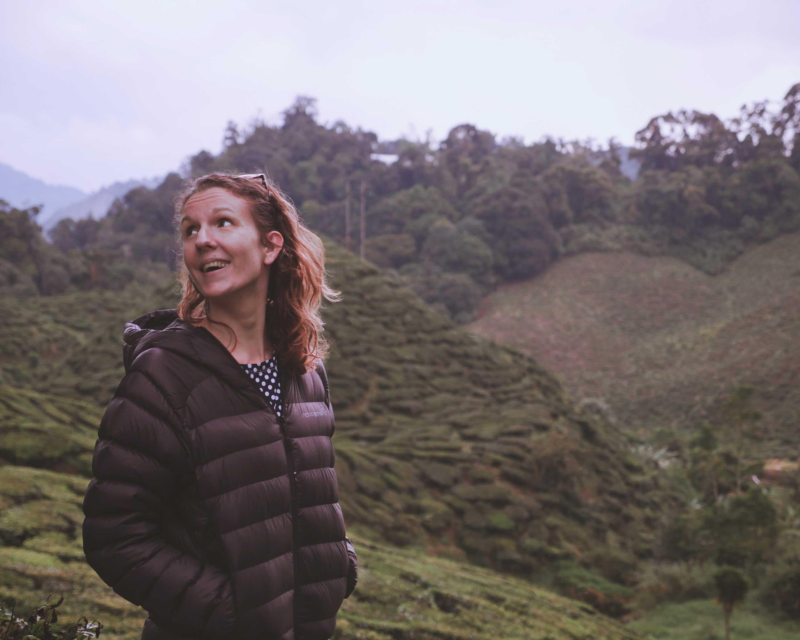 Pauline Graine de voyageuse