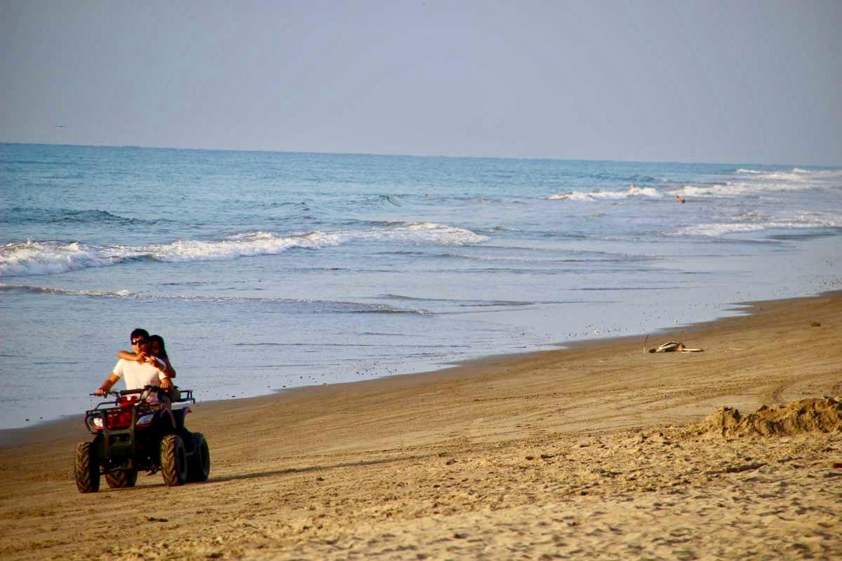 Quad plage Mancora