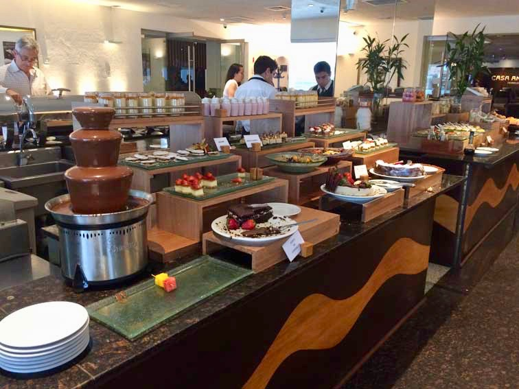 buffet alma casa andina