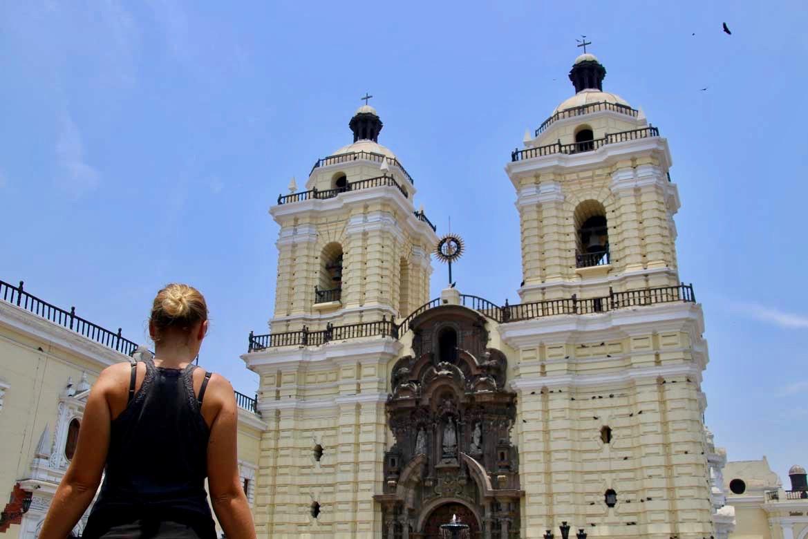 centre historique elo lima