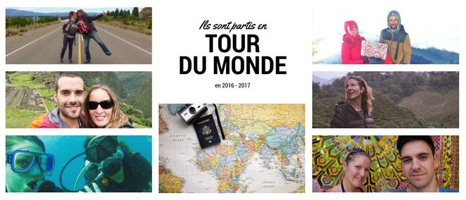 Ils ont fait le Tour du Monde en 2016 – 2017