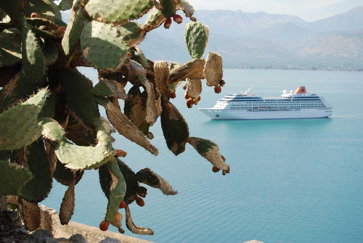 Une croisière en Méditerranée et pourquoi pas ?