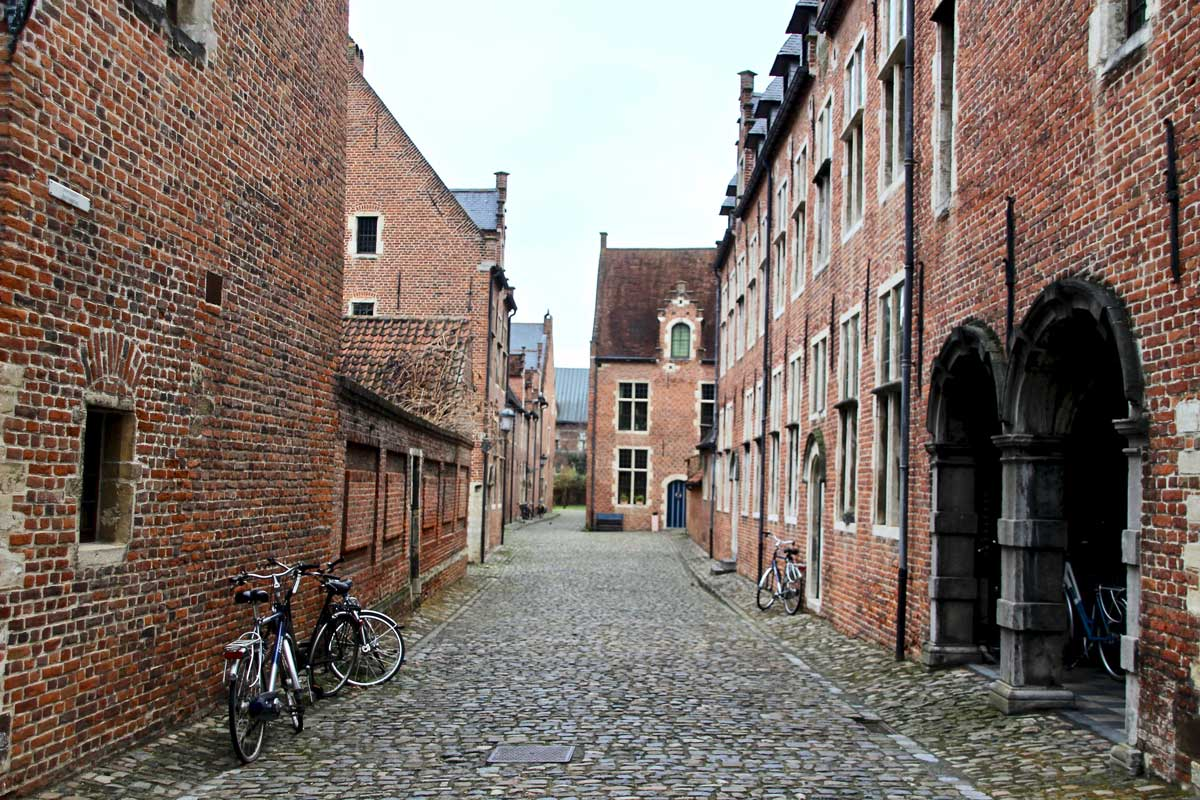 grand beguinage louvain