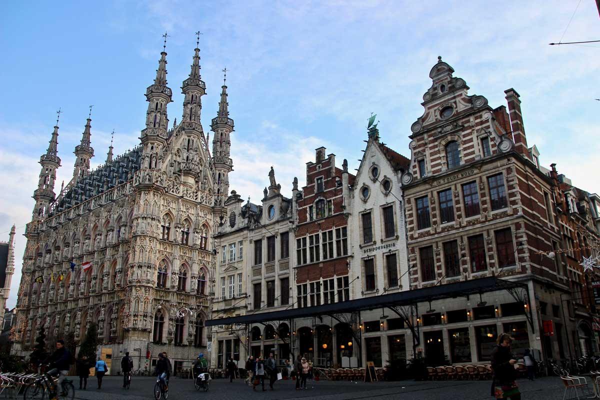 Visiter Louvain en Belgique, en 3 jours