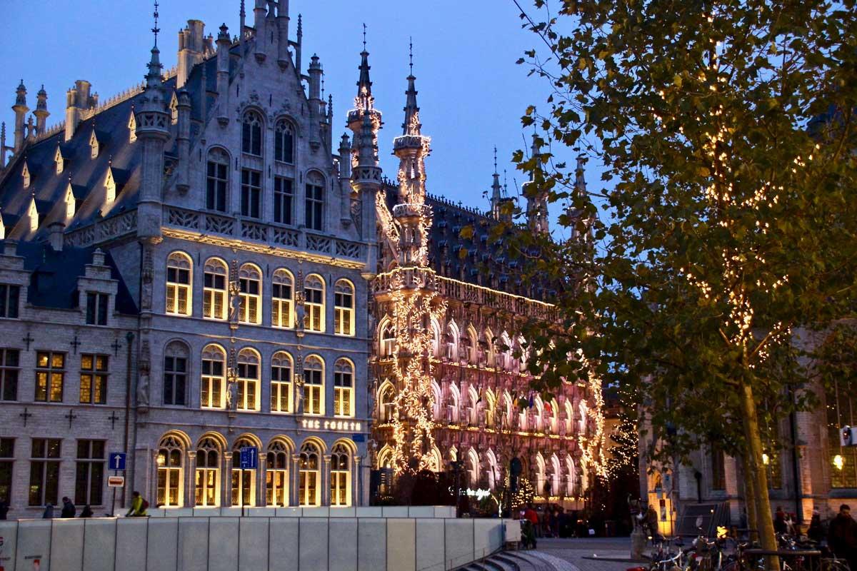nuit louvain belgique