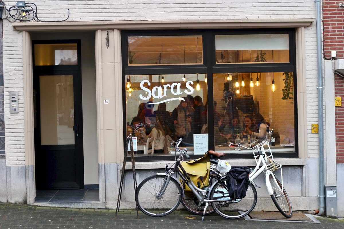 sara's restaurant louvain belgique