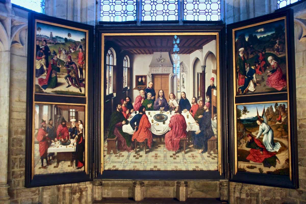 tableau Sint-Pierters-Kerk Leuven