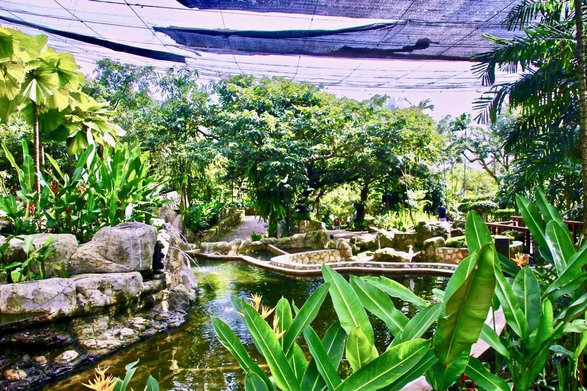 espace KL Bird Park Kuala Lumpur