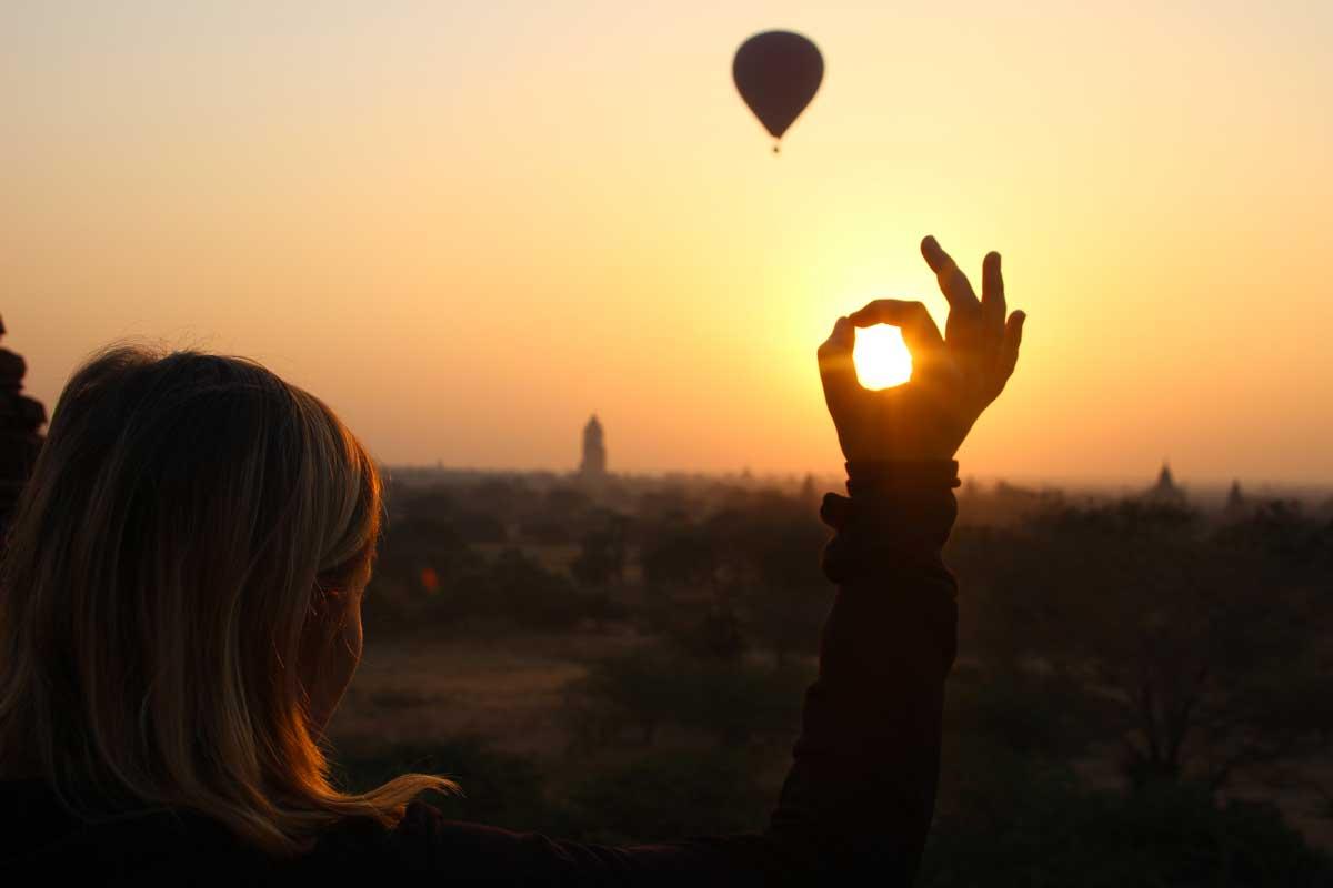 7 levers de soleil mémorables pendant notre Tour du Monde
