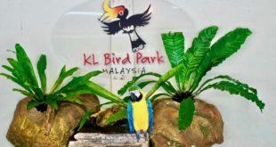 logo KL Bird Park Kuala Lumpur