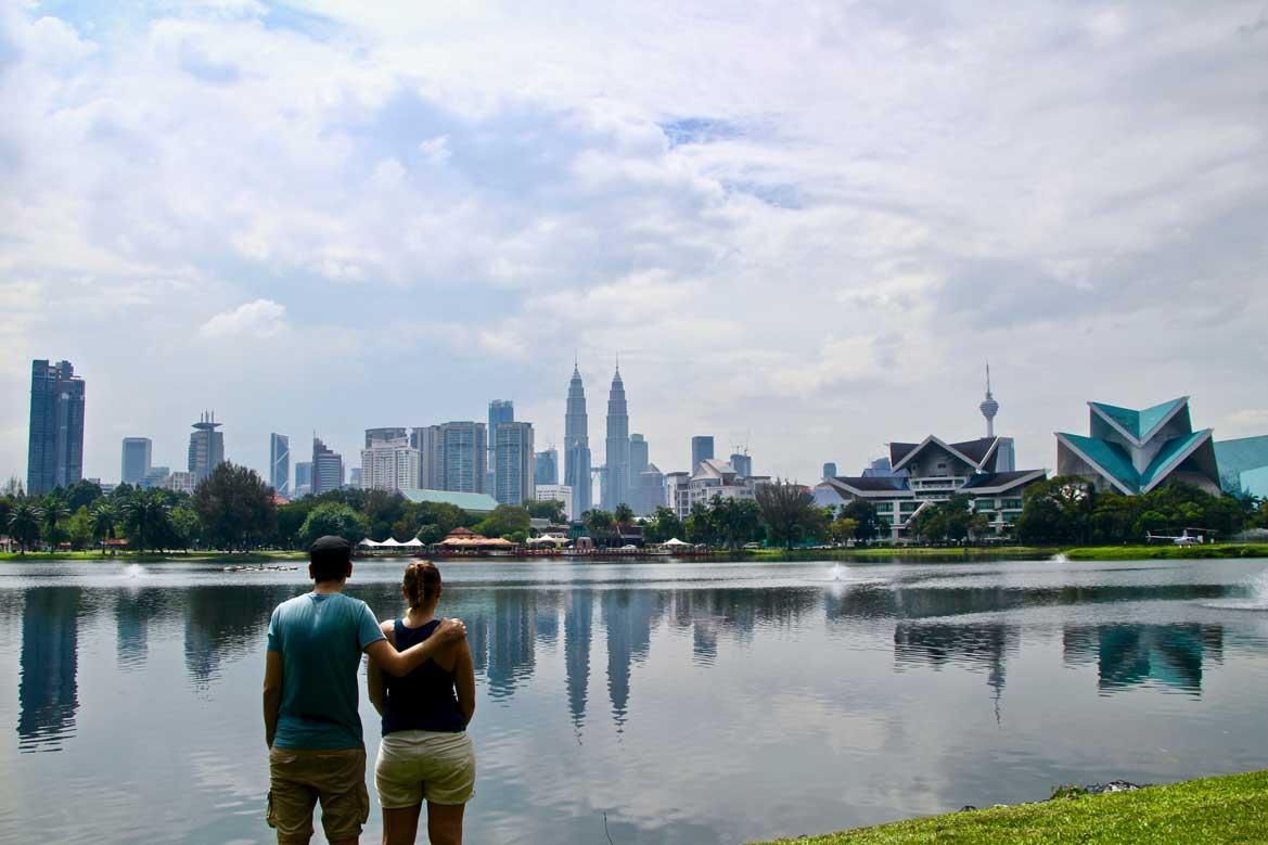 2ème séjour à Kuala Lumpur : Tours Petronas, musées, street art, parcs…
