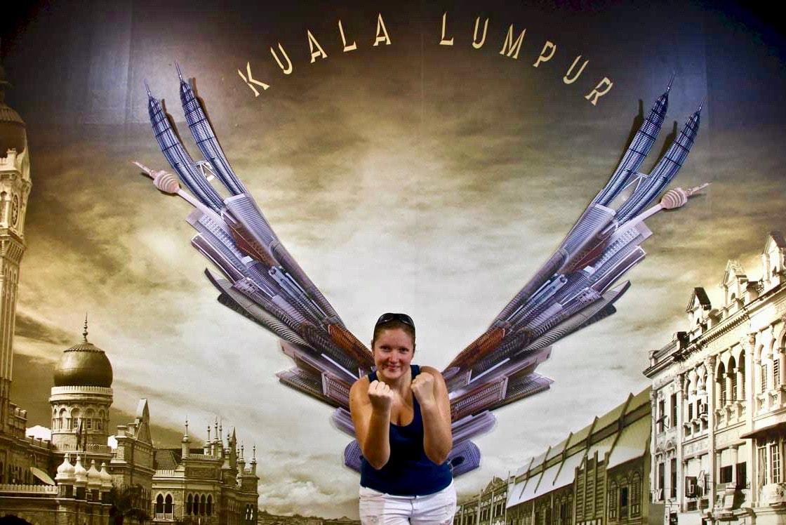 Elo aile KL City Gallery Kuala Lumpur