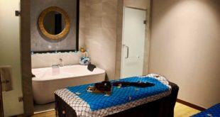 Espace de massage santorini Spa Danai Kuala Lumpur