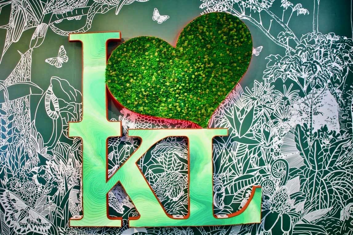 I Love KL nature