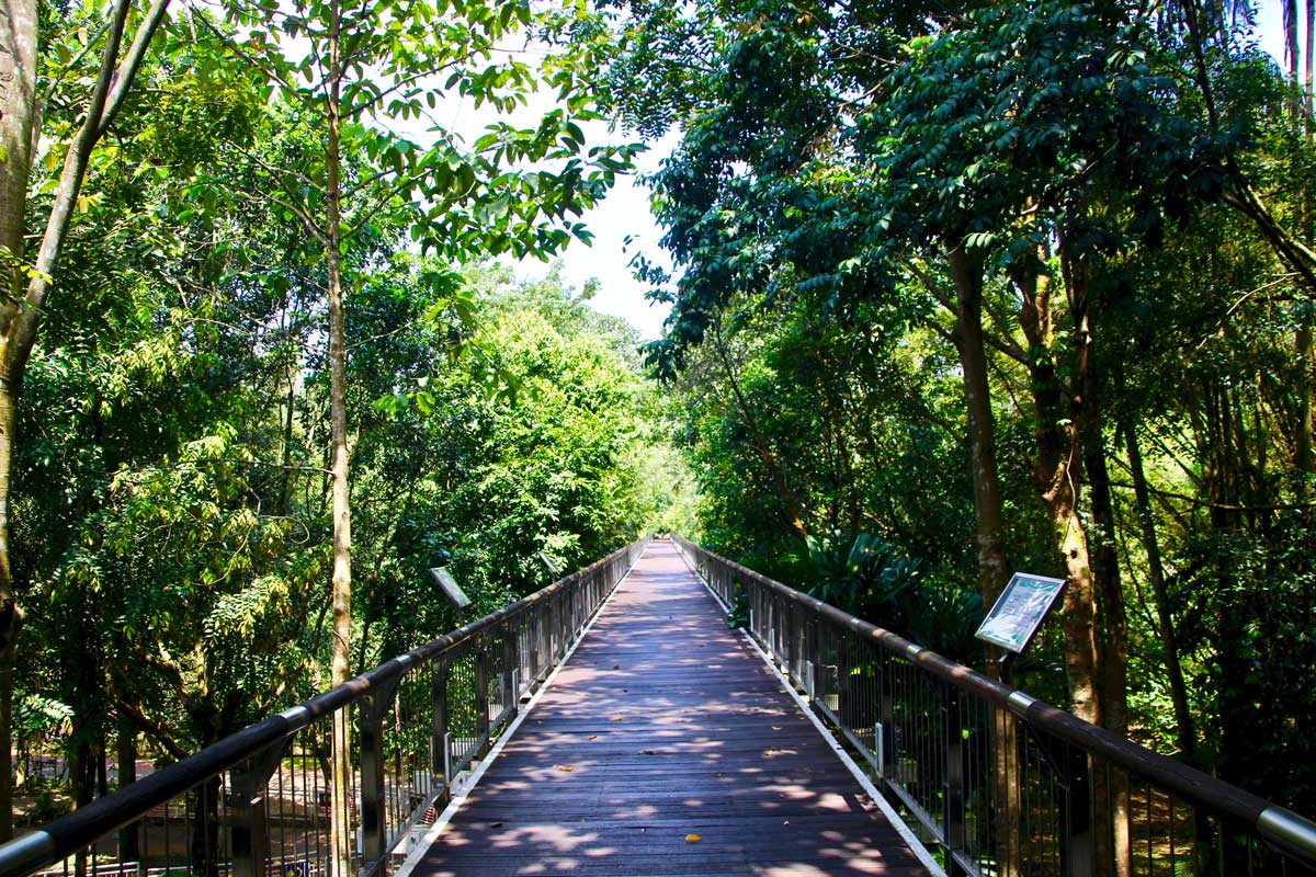 Jardin botanique Putrajaya