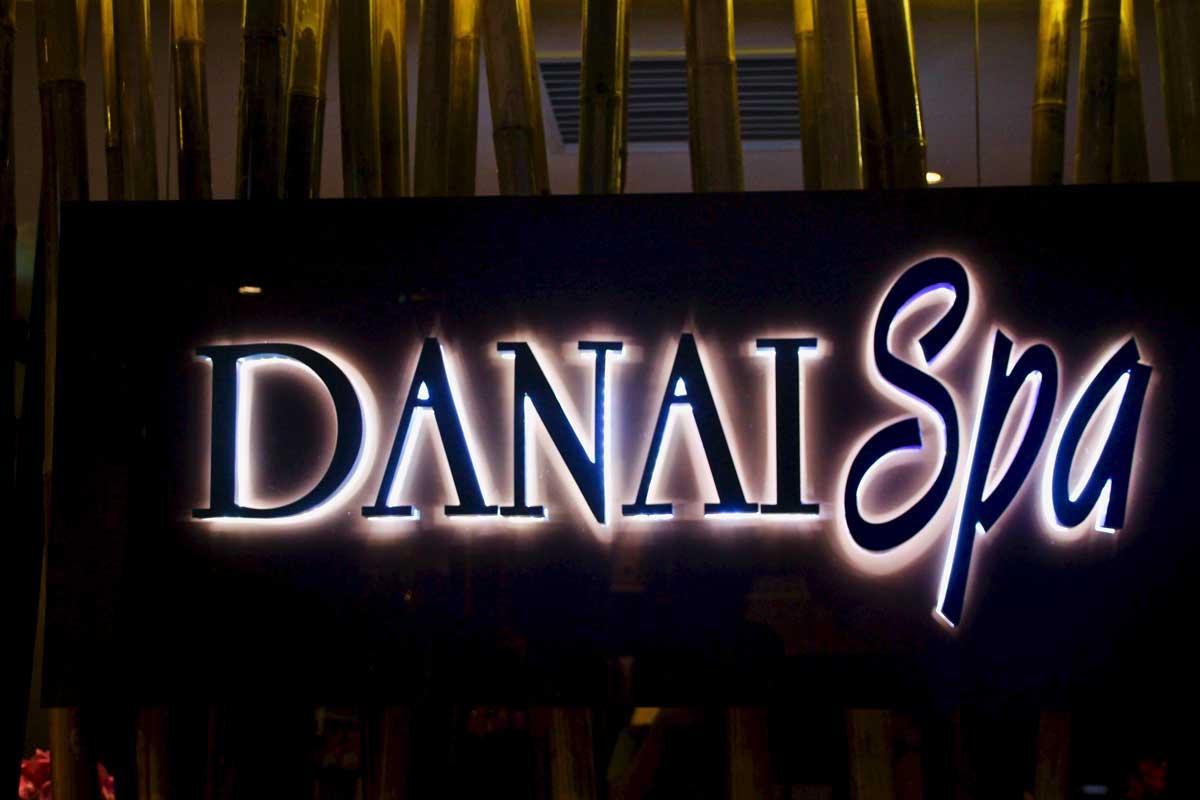 Logo Danai Spa