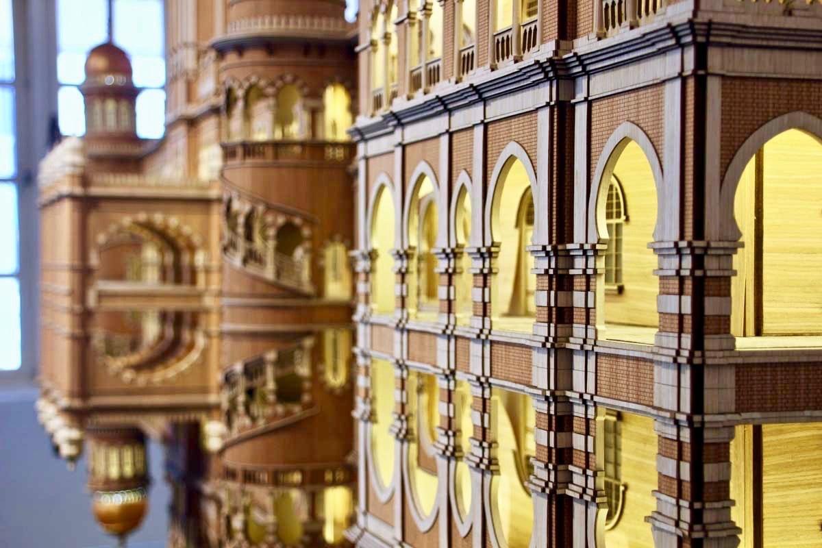 Maquette Sultan Abdul