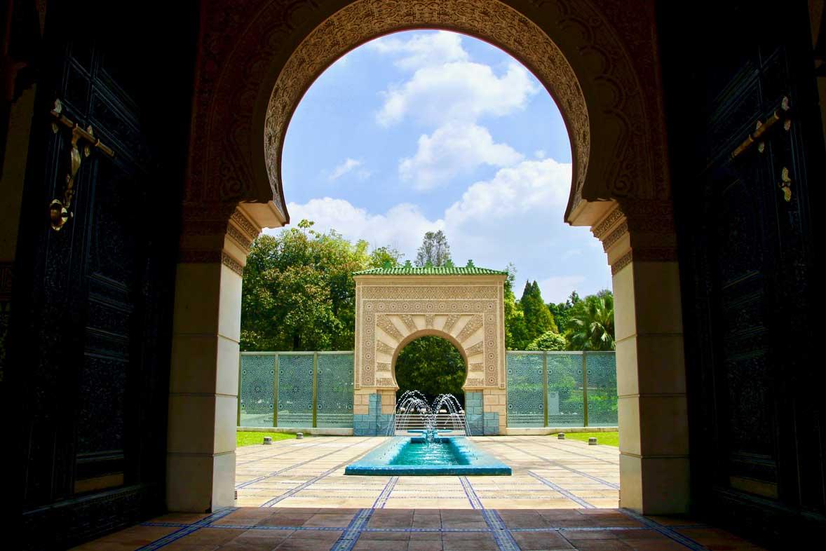 pavillon marocain putrajaya