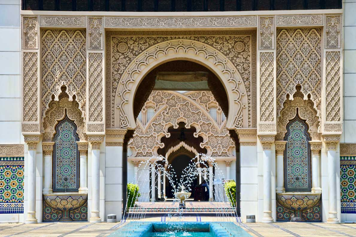 pavillon marocain putrajay