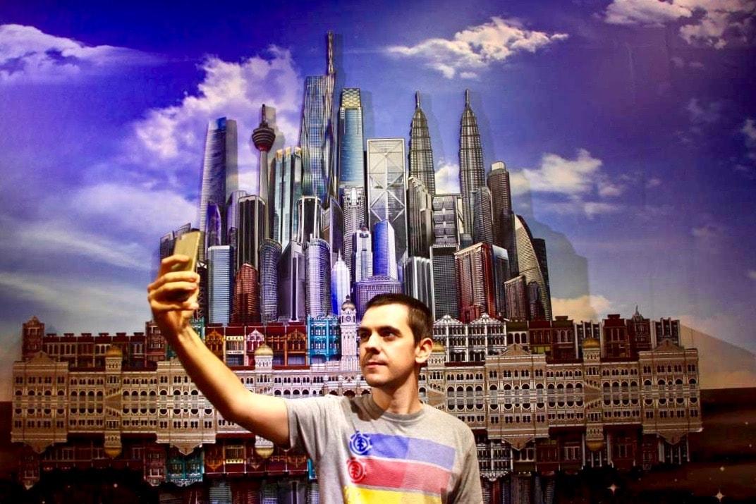 Tom Maquette Skyline Kuala Lumpur