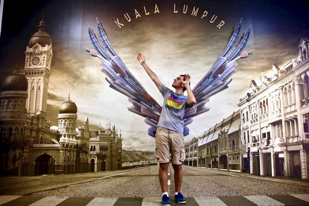 Tom ailes KL City Gallery Kuala Lumpur