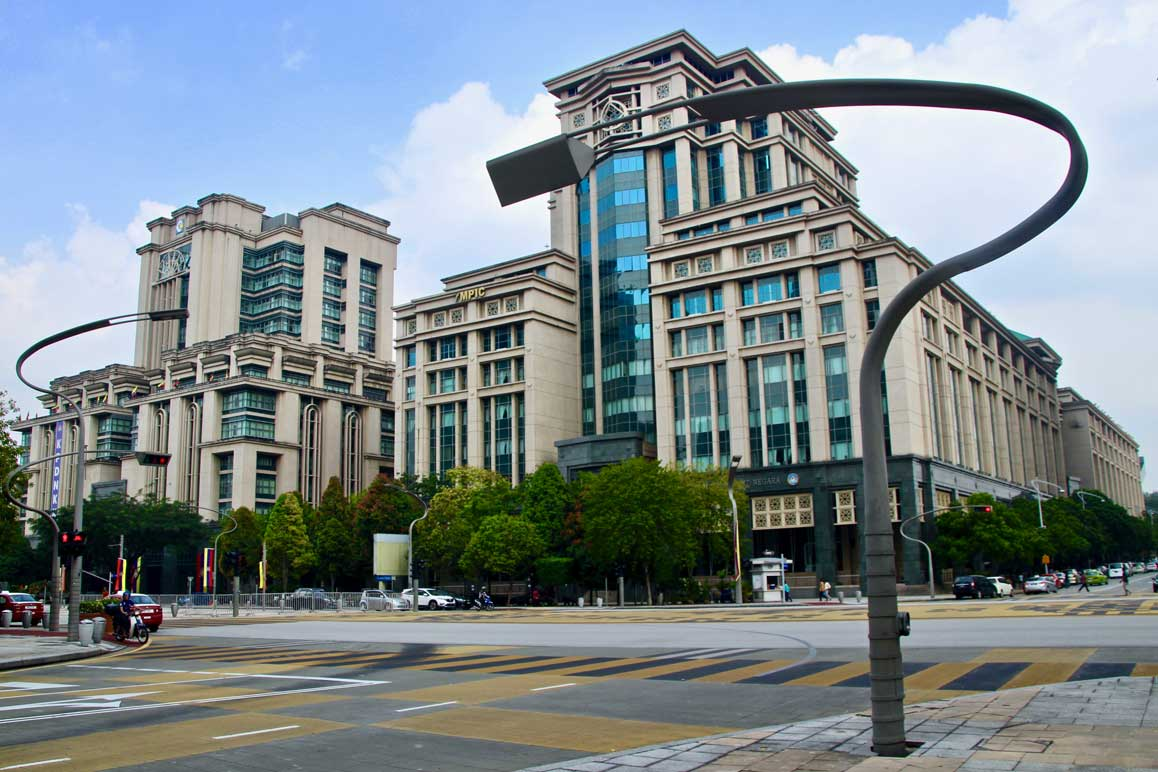 Centre-ville de Putrajaya