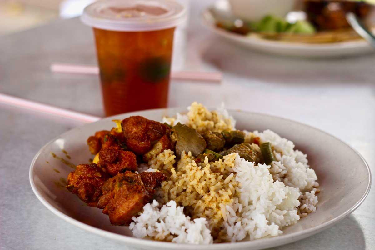 nasi ayam : où manger à putrajaya ?