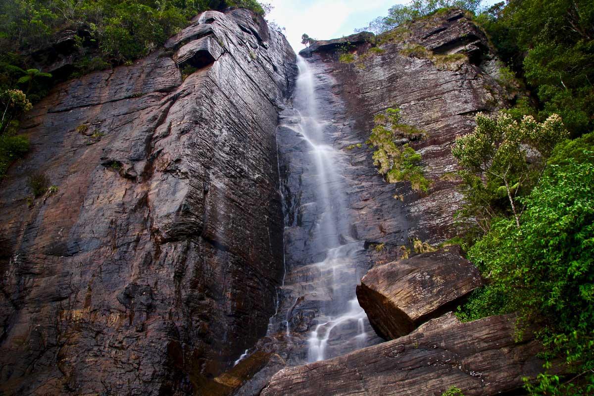 cascade nuwara eliya sri lanka