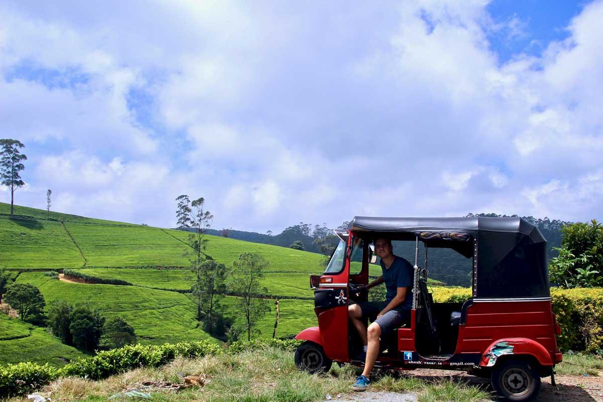 Tout ce qu'il faut savoir pour louer un tuk tuk au Sri Lanka