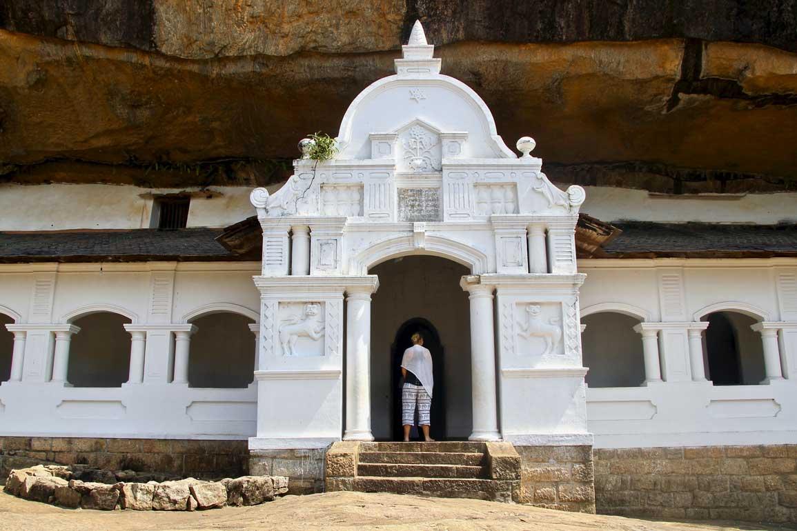 dambulla grottes sacrees sri lanka