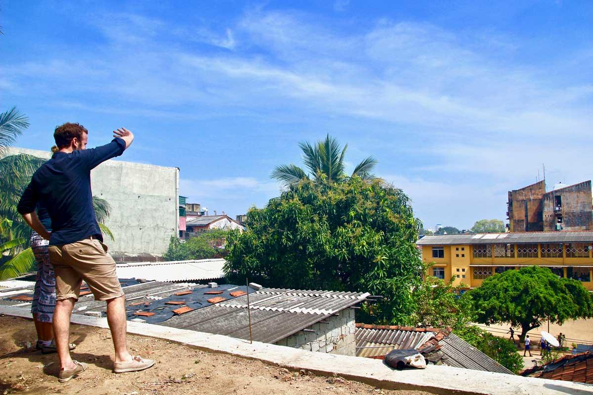 découverte quartier pettah colombo