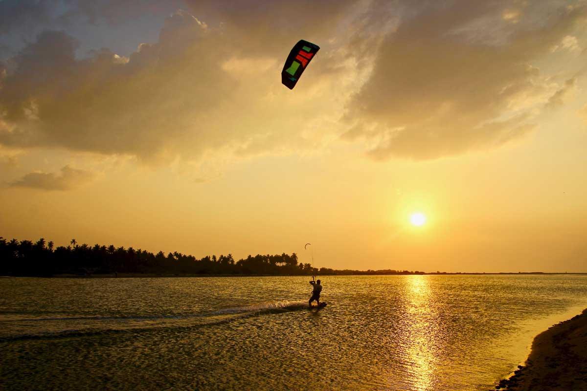 Kalpitiya, les plages du Nord Ouest du Sri Lanka
