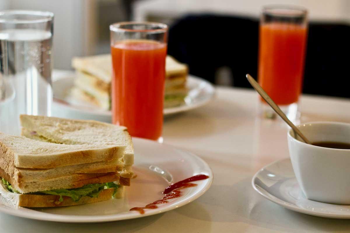 petit dejeuner Star Anise Boutique Capsules Colombo