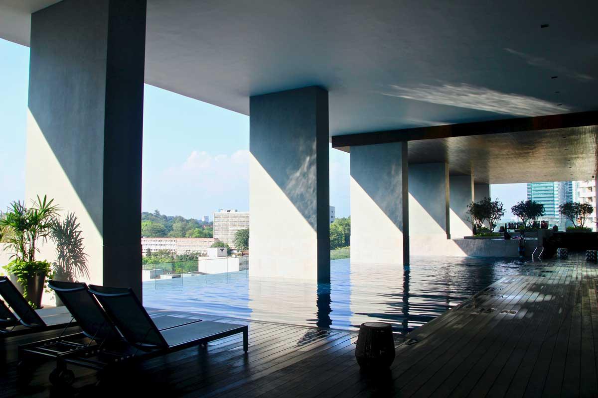appartement avec piscine kuala lumpur