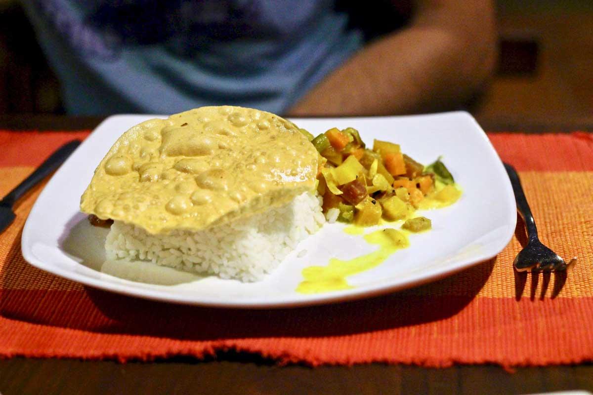 repas the other corner habarana sri lanka
