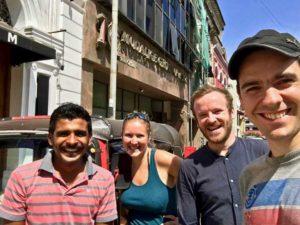 visite guidée francophone colombo