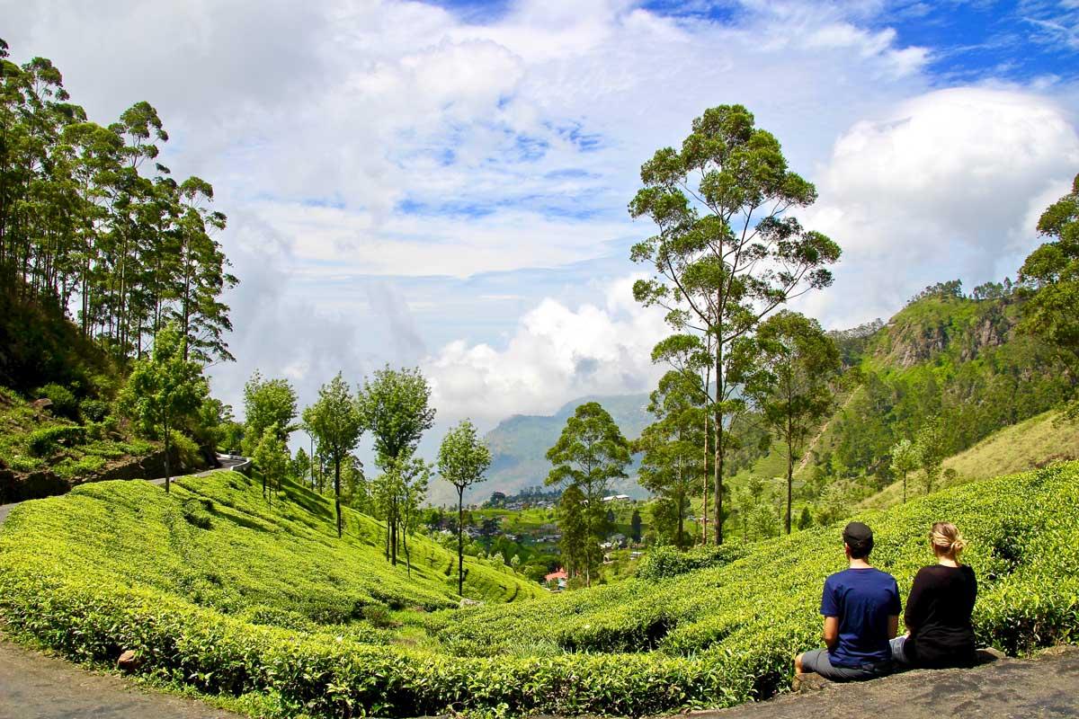 1 mois de voyage au Sri Lanka : notre itinéraire