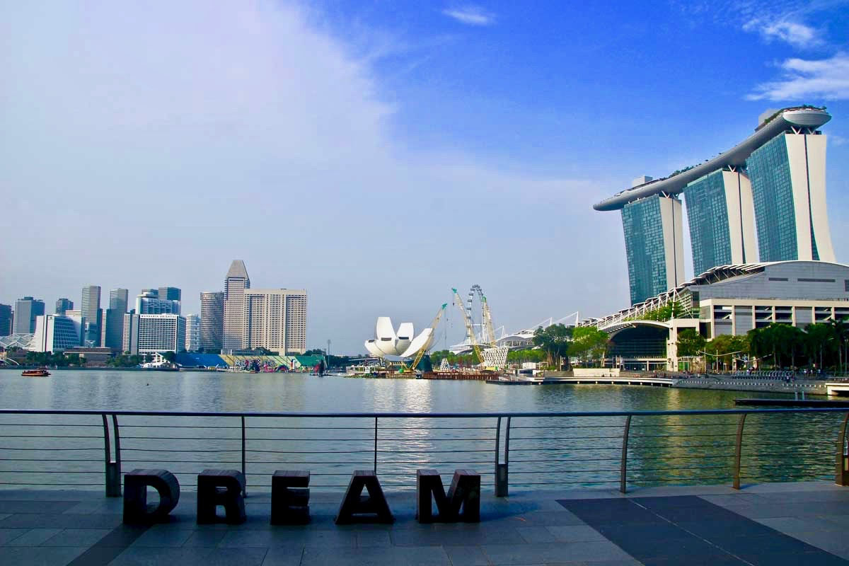 Dream Marina Bay Singapour