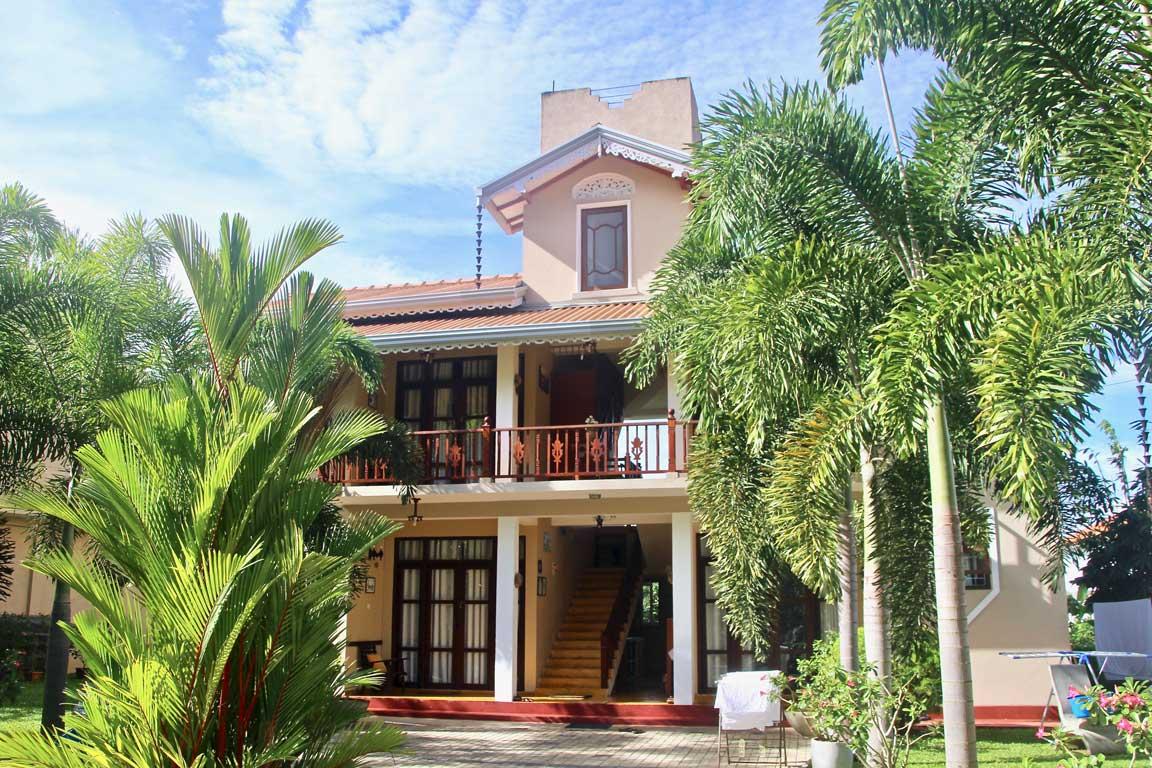 Peacock villa Mirissa