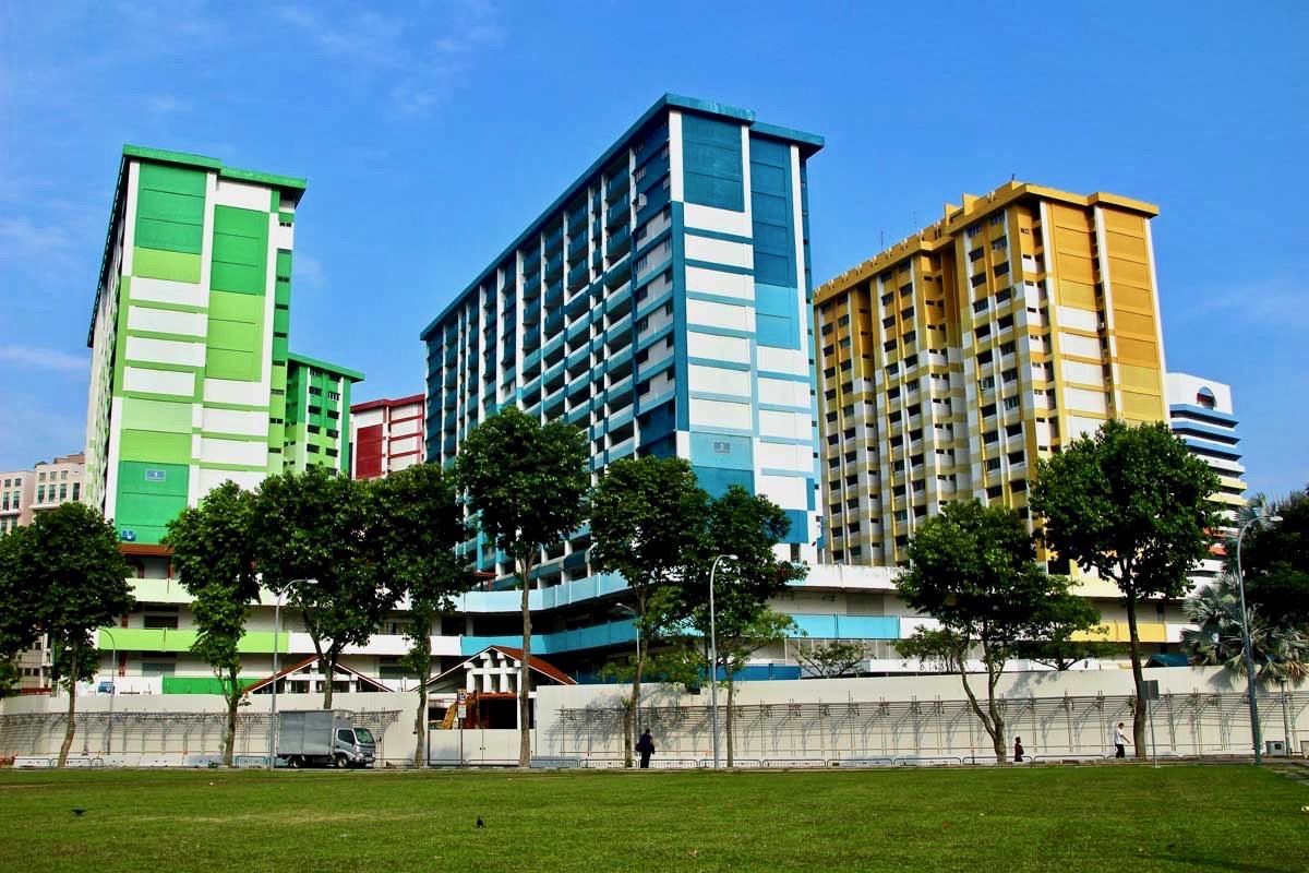 Rochor Centre Singapour