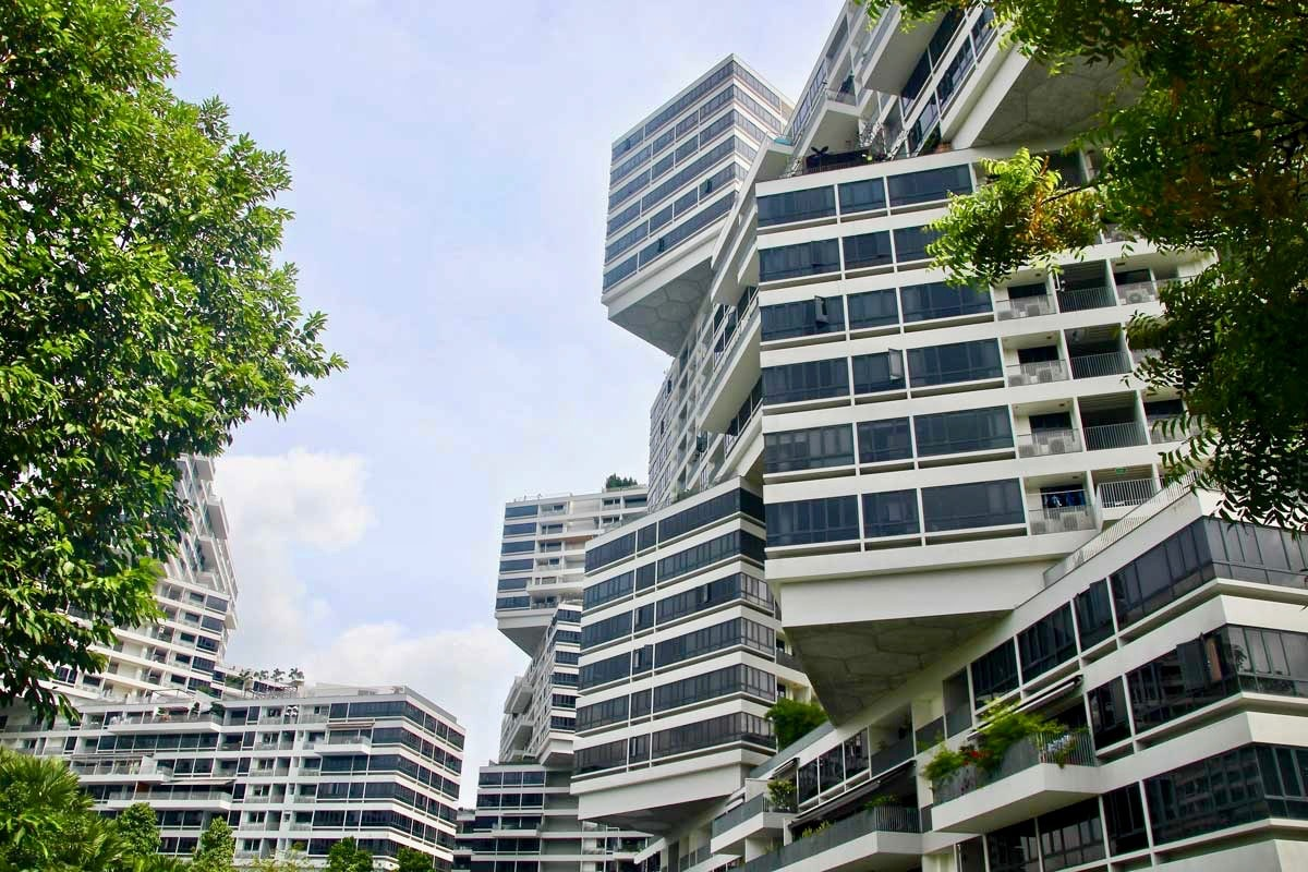 Structure Interlace Condo