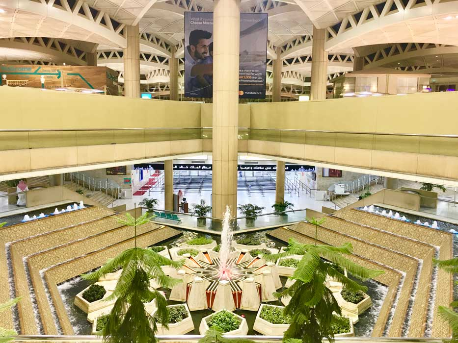 aeroport riyadh arabie saoudite