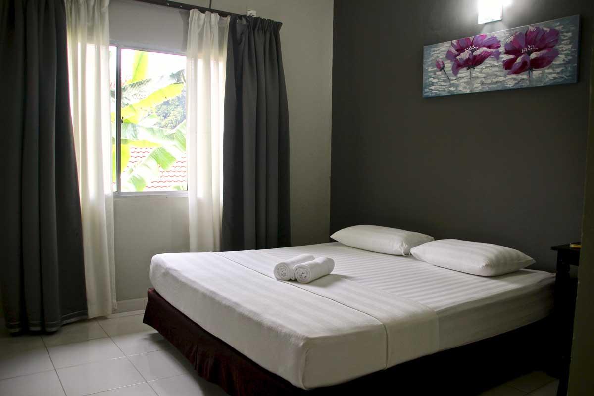 chambre hotel taman negara