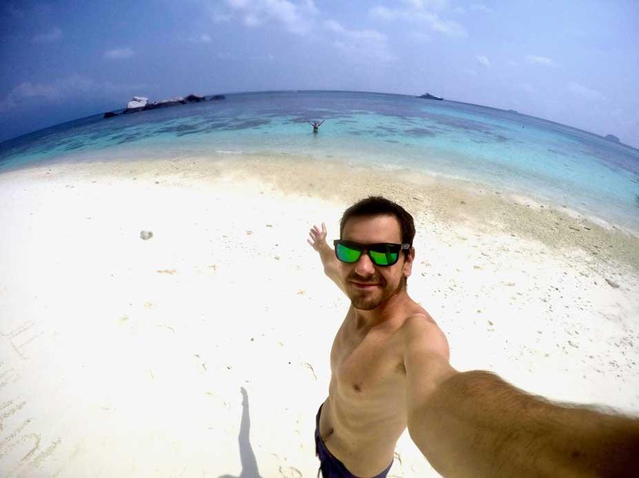 coral beach tioman