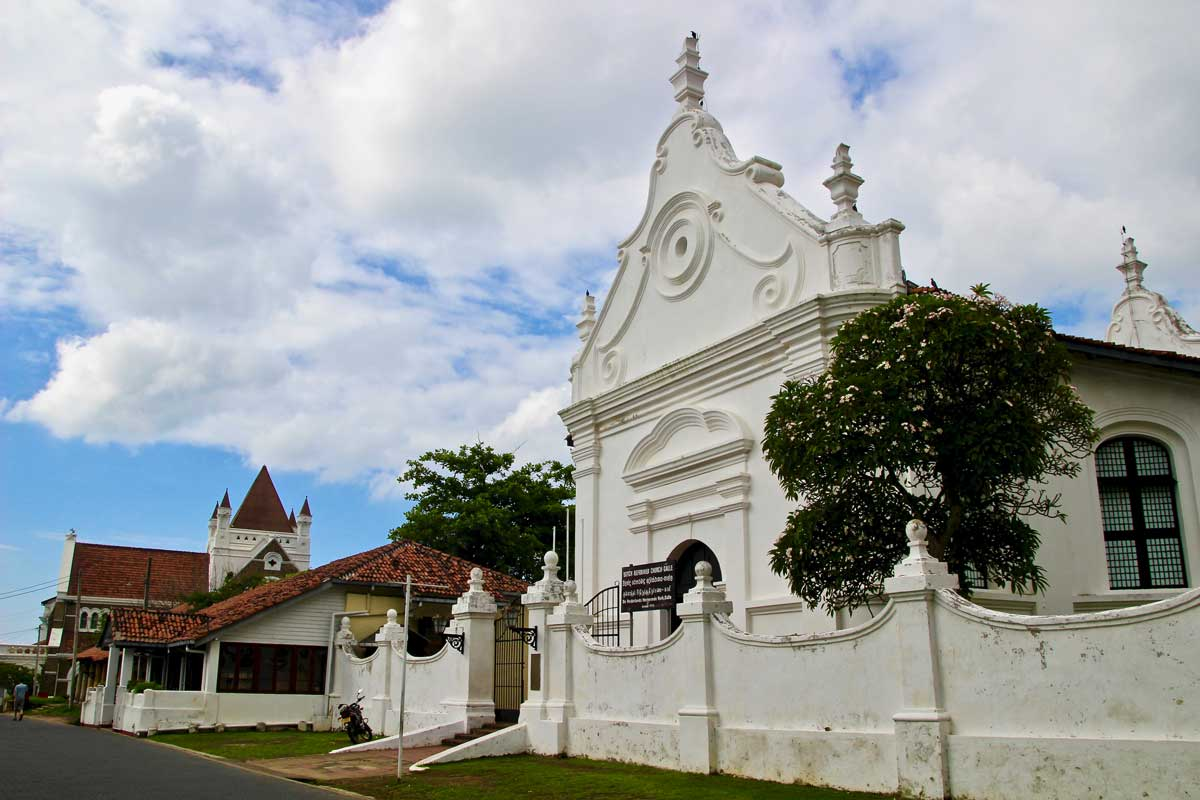 eglise Galle Sri Lanka