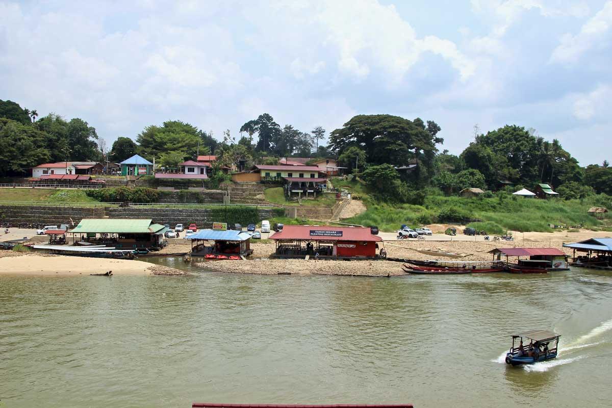 kuala tahan taman negara malaisie