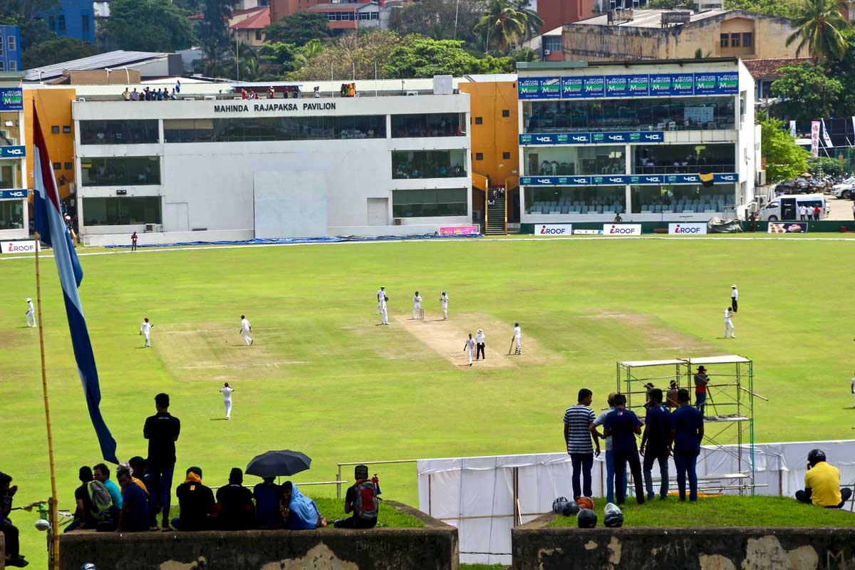 match cricket Galle Sri Lanka