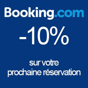 Code promo Booking