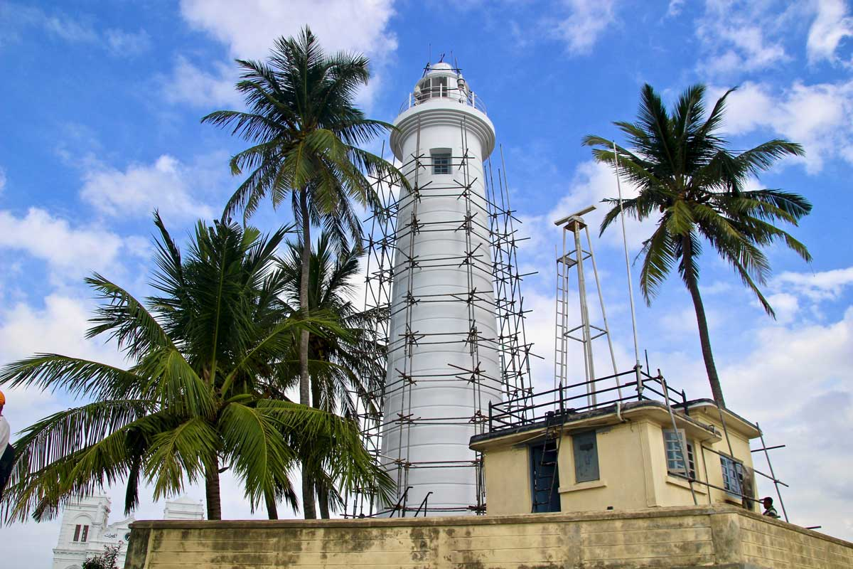 phare Galle Sri Lanka