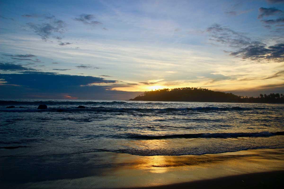 1 semaine sur les plages du sud du sri lanka